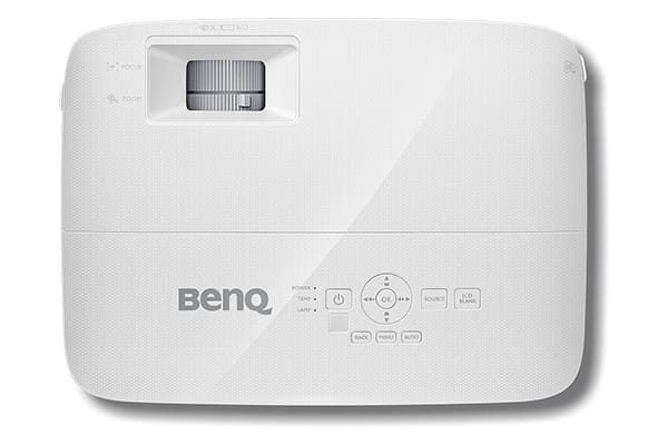 BenQ MH550 Top View