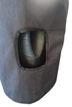 soft speaker cover element