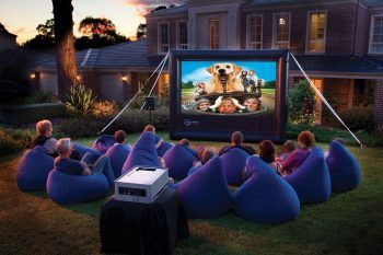 outdoor cinema business brought open air cinema to personal backyards