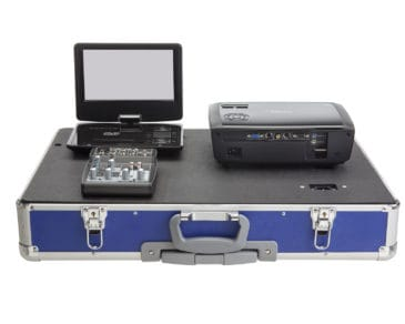 PROMO SmartBox HD with Road Case