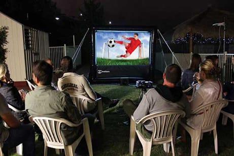 Watch TV or Foxtel