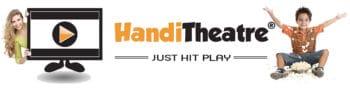 Handitheatre® Home Backyard Cinema