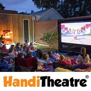HandiTheatre® Movie System