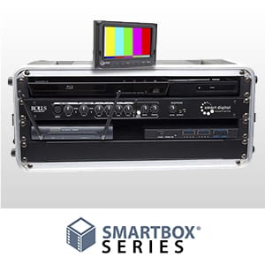 SmartBox® Audio Video Controller