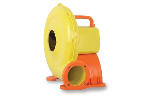 QW air blower for inflatable movie screens