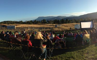 Outdoor Movies are bringing magic to patrons of Holiday Parks