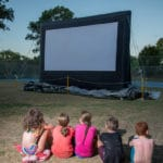 Gold Coast Holiday Park ready for the movie night