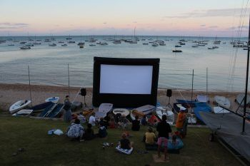 Melbourne open air cinema - so many options!