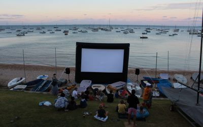 Melbourne open air cinema nights: so many options to choose from!
