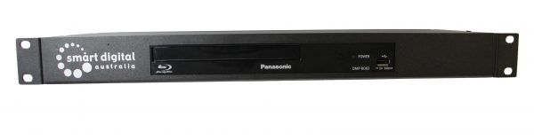 rack mount Blu-Ray Player Panasoinc