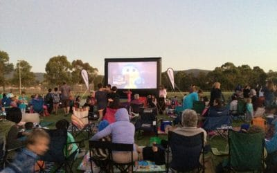 Why we love outdoor cinema