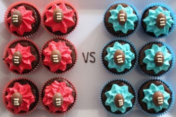 Cupcakes from Created Creatively