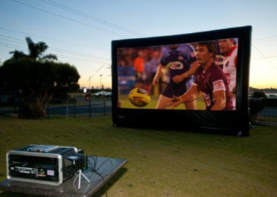 State of Origin Party in you r backyard