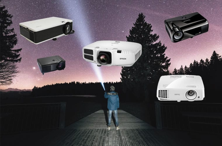 How to Select an Outdoor Projector