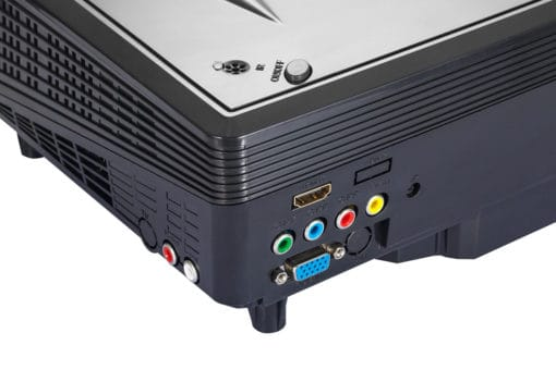 CRE projector connections