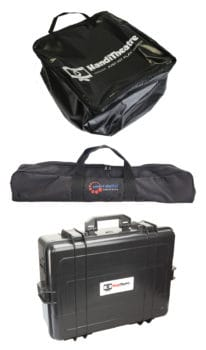 3 packages for portable cinema