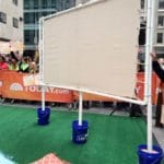DIY screen