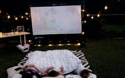 Backyard Home Cinema Review