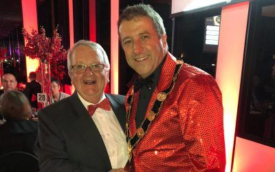 Smart Digital attends the Manningham Mayoral FireBall