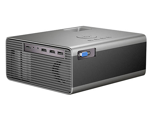 CRE X300 Indoor/Outdoor Projector Connections