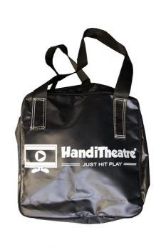 bag for inflatable screen