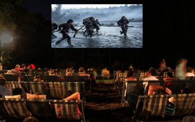 20 film ideas for your next outdoor movie night!