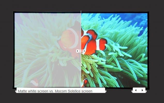 ALR screen Mocom Solstice