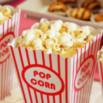 Is popcorn a must when going to the movies?