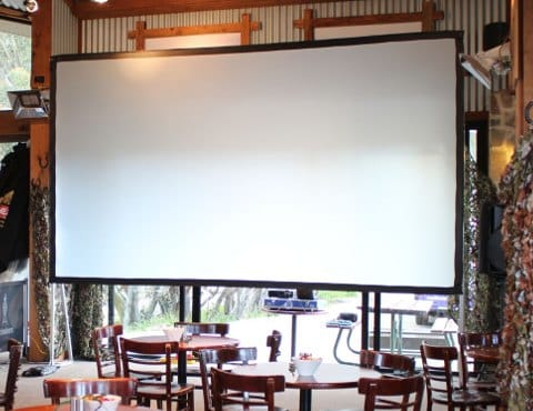 Indoor Projection Solutions