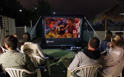 Hear the Roar of State of Origin – on a budget!