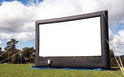 Open Air Cinema Guide: How to Set Up the Movie System